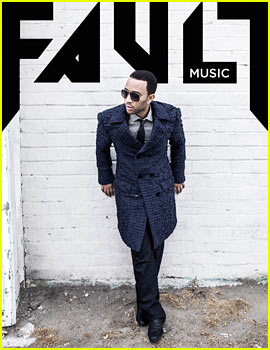 John Legend Covers 'Fault' Magazine - Exclusive Video!