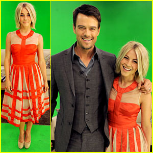 Josh Duhamel & Julianne Hough: A Night with 'Safe Haven'!