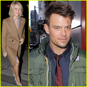 Julianne Hough & Josh Duhamel: New 'Safe Haven' Featurette!