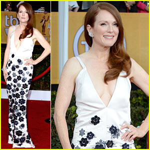 Julianne Moore: SAG Award Best Actress Winner!