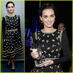 Katy Perry - People's Choice Awards 2013 Winner!