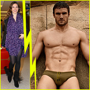 Kelly Brook & Thom Evans Split?