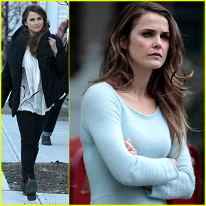 Keri Russell: 'The Americans' Pilot Stills Released!