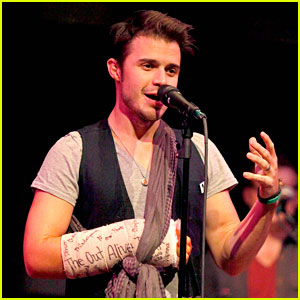 My Weakness Kris Allen