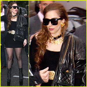 Lady Gaga: Born This Way Ball Pre-Concert Party!