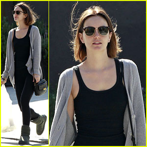 Leighton Meester Misses New York After 'Gossip Girl' Ending