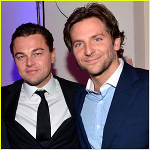 Leonardo DiCaprio & Bradley Cooper: Help Haiti Home Gala!