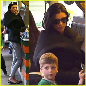 Liberty Ross: Farmers Market with Tennyson!
