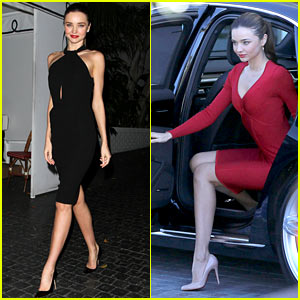 Miranda Kerr: Quantas Photo Shoot Beauty!