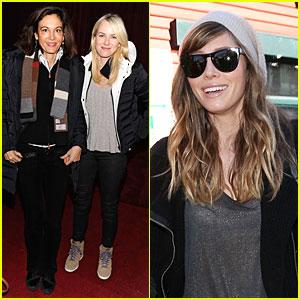 Naomi Watts & Jessica Biel: Sundance's Day 2 Attendees!