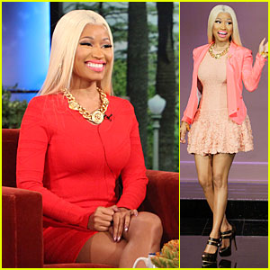 Nicki Minaj Doesn't Hold a Grudge Against Mariah Carey!