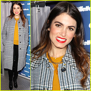 Nikki Reed: Kiss & Tell for Gillette!