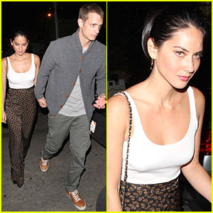 Olivia Munn & Joel Kinnaman: Friday Night at Chateau Marmont!