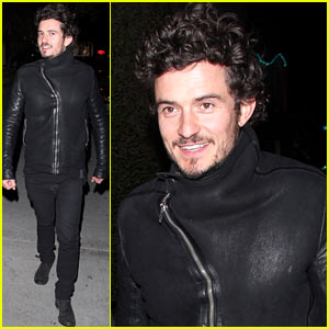Orlando Bloom: Chateau Marmont Night Out