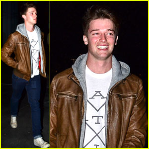 Patrick Schwarzenegger: Los Angeles Clippers Game!