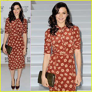 Rachel Weisz: 'The Deep Blue Sea' New York Screening!