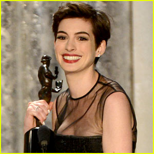 SAG Awards Winner's List 2013