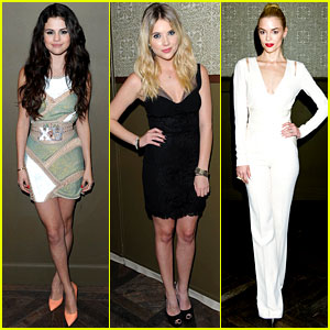 Selena Gomez &#038; Ashley Benson: 'Nylon' Cover Celebration!