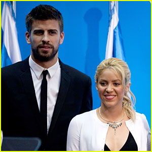 Shakira &#038; Gerard Pique Welcome Baby Boy Milan!