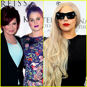 Sharon Osbourne Slams Lady Gaga in Open Letter