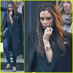 Victoria Beckham Launching Online Shopping Website!