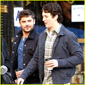 Zac Efron: Monday Morning Coffee with Miles Teller!
