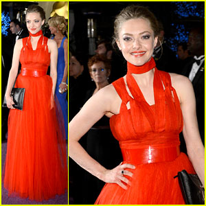 Amanda Seyfried - Oscars Governor Ball 2013