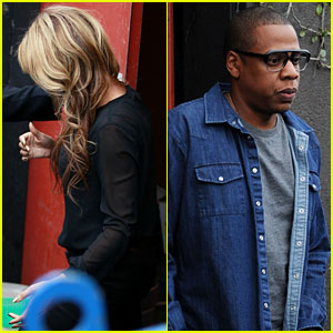 Beyonce &#038; Jay-Z: Gjelina Lunch Date with Blue Ivy!