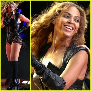 Beyonce: Super Bowl 2013 Halftime Show - Watch Now!