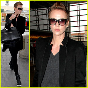 Charlize Theron: 'Dark Places' Leading Lady!