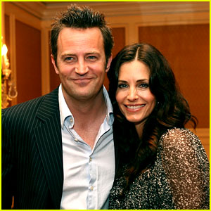 Courteney Cox & Matthew Perry Reuniting on 'G