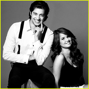 Debby Ryan & Chris Galya Photo Shoot - JJ Exclusive!