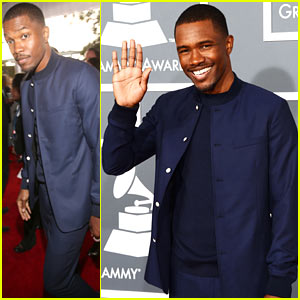 Frank Ocean: Grammys Winner for Best Urban Contemporary Album!