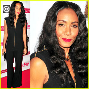 Jada Pinkett Smith: 'Free Angela' Closing Night!