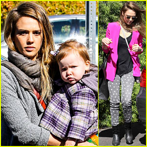 Jessica Alba: 'Katie' Appearance on March 12!