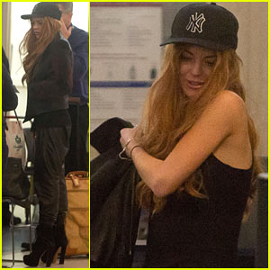 Lindsay Lohan: Dubai Trip in the Works?