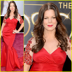 Marcia Gay Harden - Oscars 2013 Red Carpet