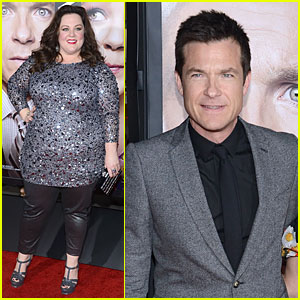 Melissa McCarthy &amp; Jason Bateman: 'Identity Thief' Los Angeles Premiere!