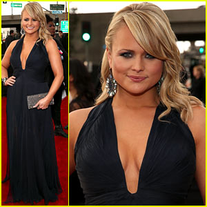 Miranda Lambert - Grammys 2013 Red Carpet