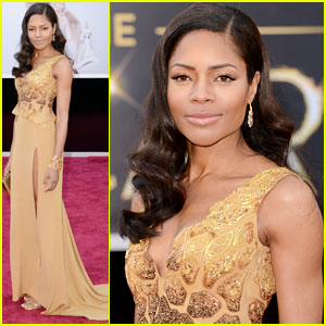 Naomie Harris - Oscars 2013 Red Carpet