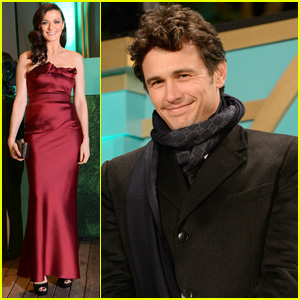 Rachel Weisz & James Franco: 'Oz' Japan Premiere!