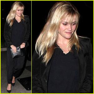 Reese Witherspoon &#038; Jim Toth: Bouchon Bistro Couple!