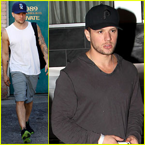 Ryan Phillippe: RivaBella Opening & Wednesday Workout!