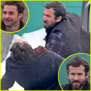 Ryan Reynolds Punches Scott Speedman for 'Queen of the Night'