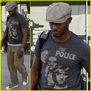 Taye Diggs: Home Burglar Has Been Charged!