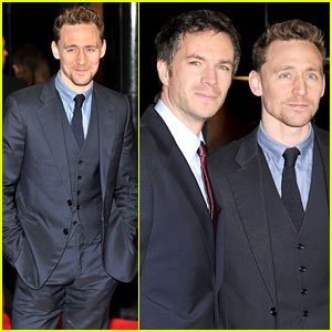 Tom Hiddleston & James D'Arcy: 'Cloud Atlas' Gala Screening