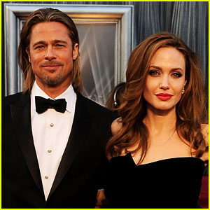 Angelina Jolie & Brad Pitt's Wine Sells Out in Five Hou
