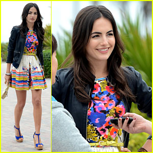 Camilla Belle: Cotton's 24 Hour Runway Show in Miami!