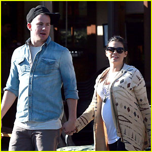 Channing Tatum & Jenna Dewan: Lunch & Coffee Dates!