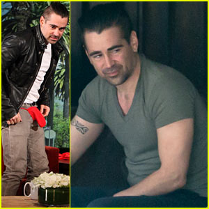 Colin Farrell Wears Revealing Underwear on 'Ellen'